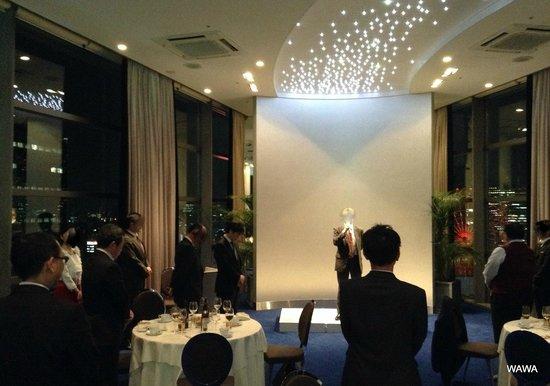 Harmonie Embrassee Osaka: アルモニーアンブラッセ大阪の宴会場