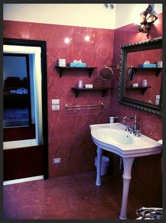 Hotel Portici Arezzo, Tuscany: Bagno Suite, Hotel Arezzo Centro storico,vicino stazione,Tel. 0575299901