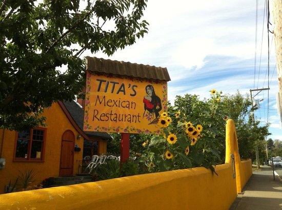 Tita's Mexican Restaurant  - a hidden gem!