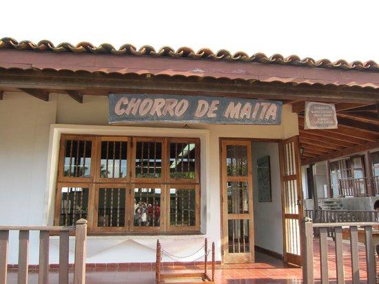 El Chorro de Maita Museum: Chorro De Maita