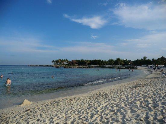 Grand Sirenis Riviera Maya Resort & Spa: Playa