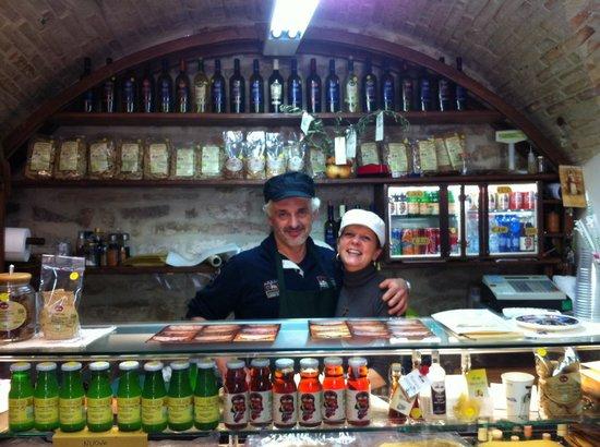 Piadina Biologica : 'L'amore biologica'...Great food, Great people!!
