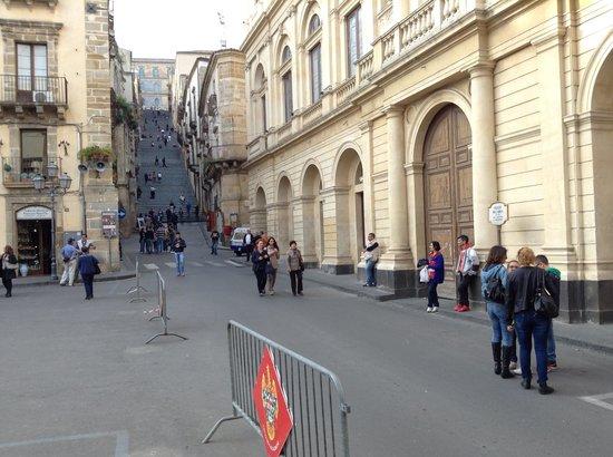 Affittacamere La Piazzetta: piaaza municipio