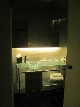 Hotel Porta Fira: Antebaño