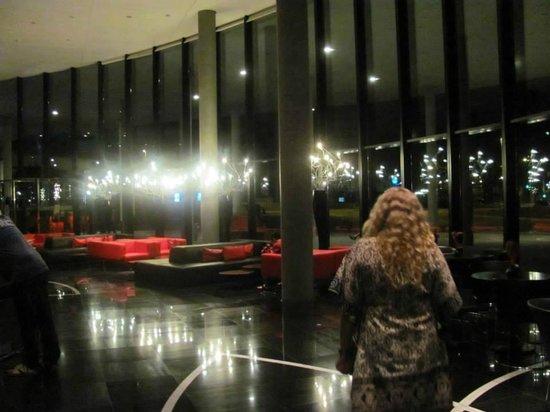 Hotel Porta Fira: Lobby