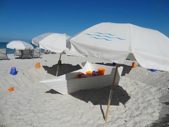 Edgewater Beach Hotel: Juegos para niños