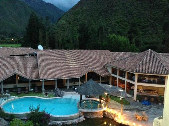 Aranwa Sacred Valley Hotel & Wellness: Le piscine