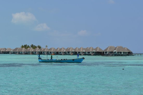 Cinnamon Dhonveli Maldives : View from the room 716