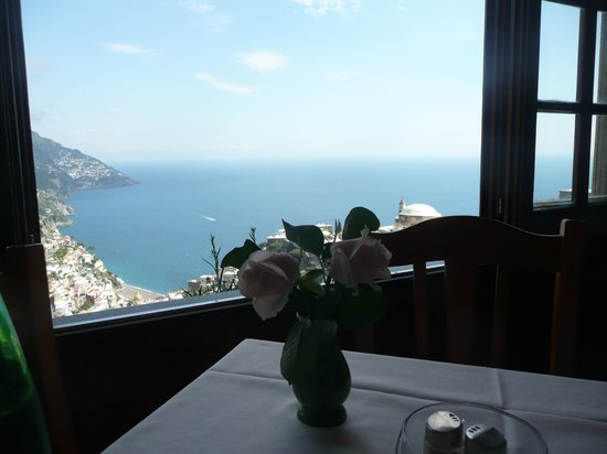 Ristorante da Costantino: View from our table