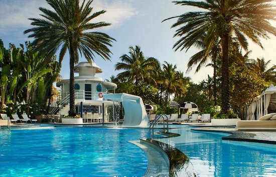The Raleigh Miami Beach: The Famous Raleigh Pool