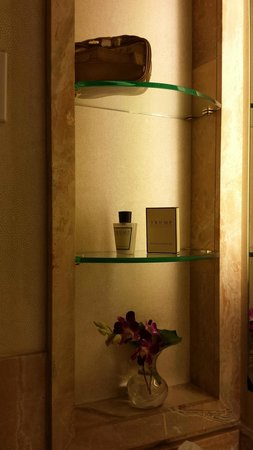 Trump International Hotel and Tower New York: The Trump soap, shampoo, lotion and conditioners have a lovely scent