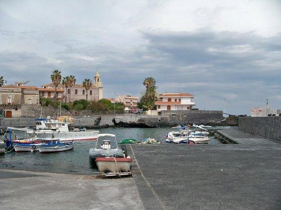 Il Faro diving center: Il porticciolo