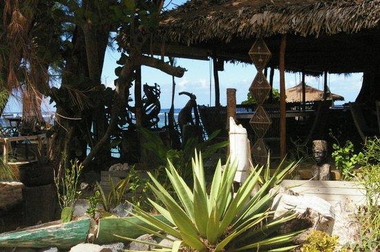 L'Hacienda - Coco Beach: entrée du restaurant