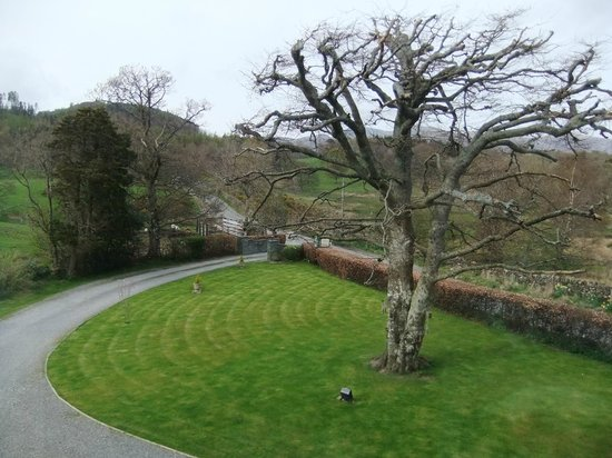 Swinside Lodge Hotel: The view from 'Beech' room