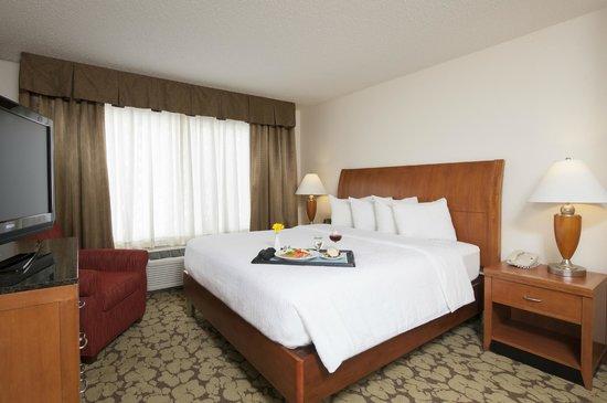Hilton Garden Inn St. Paul/Oakdale: Suite King Bed