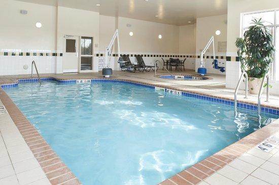 Hilton Garden Inn St. Paul/Oakdale : Indoor Pool