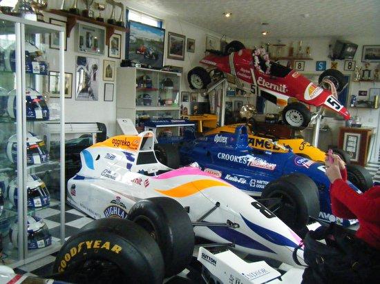David Coultard Museum: Inside the museum