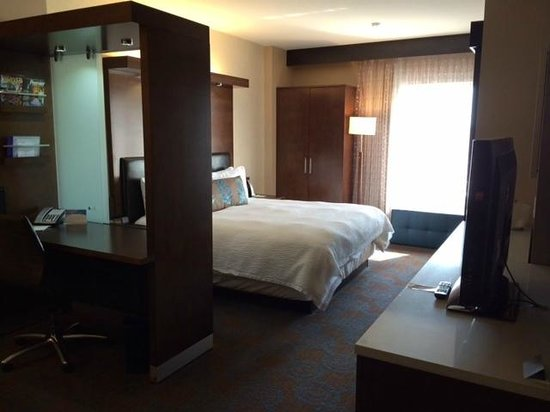 SpringHill Suites Denver Downtown : The bedroom