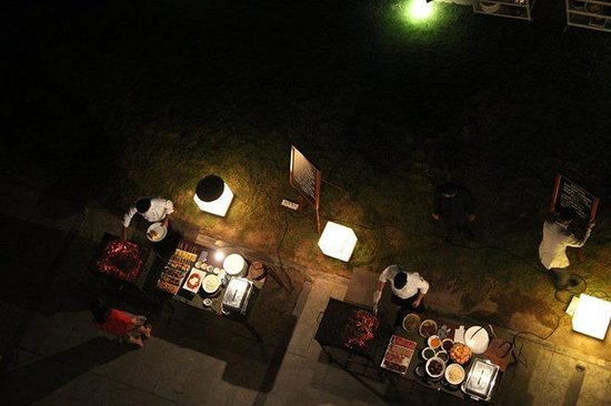 Holiday Inn Hotel & Suites Bengaluru Whitefield: Barbeque night