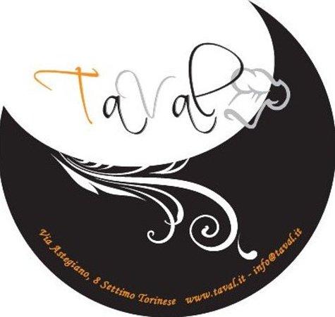 TaVal La Gastronomia come al Ristorante: Logo TaVal