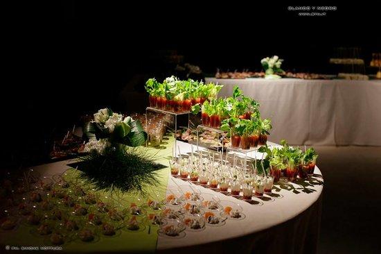 TaVal La Gastronomia come al Ristorante: Allestimento Buffet