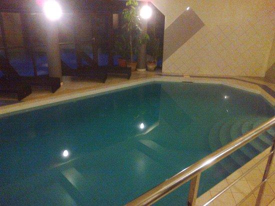 Villa Zakamycze: The swimming pool