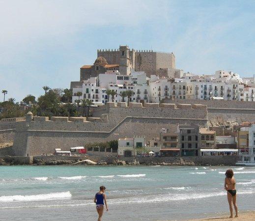 Hotel La Cabana: vista desde la habitación