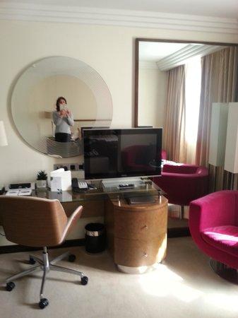 The Marylebone: la chambre