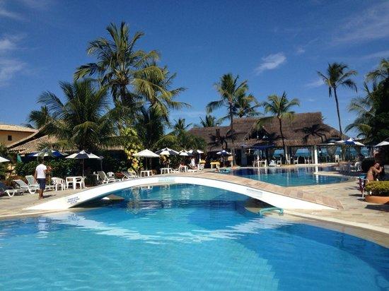 Mar Paraiso Resort: Piscina