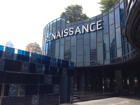 Renaissance Bangkok Ratchaprasong Hotel: Welcome
