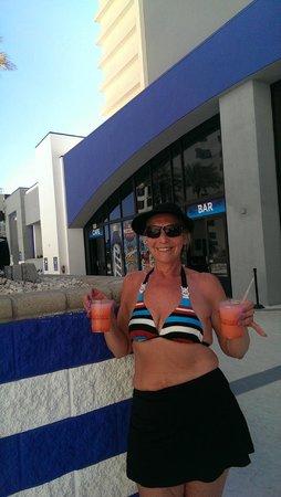 Planet Hollywood Resort & Casino: pool