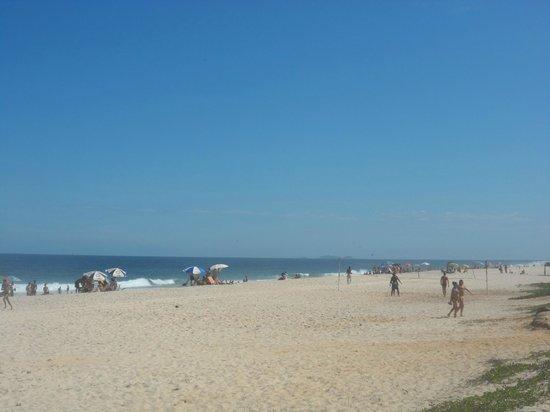 Aracatibinha Beach: Marica
