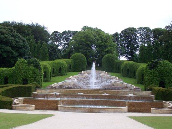 The Alnwick Garden : alnwick