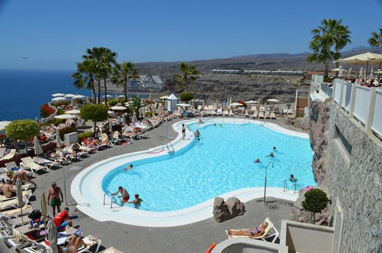 ClubHotel Riu Vistamar: 9th Floor swimming pool