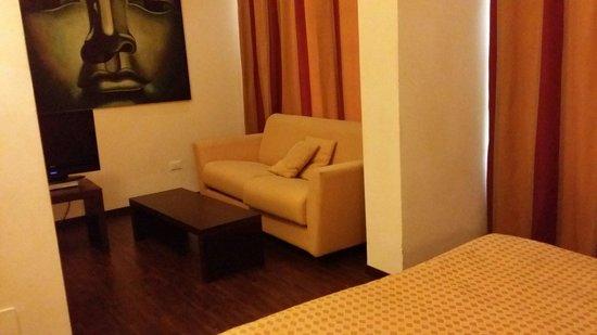 Hotel la Villa Resort: Stanza