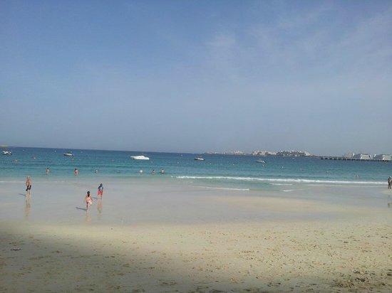 Hilton Dubai Jumeirah : Beach