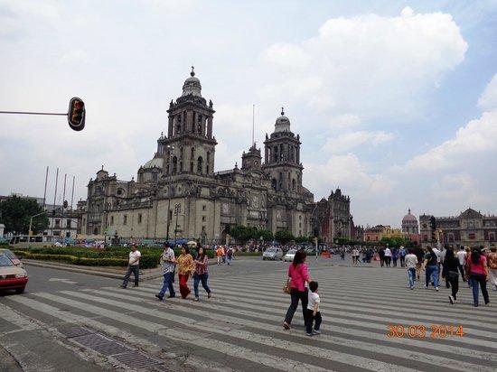 Historic Center (Centro Historico): Zocalo e Catedral