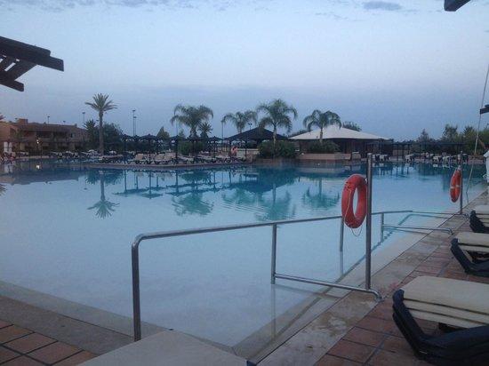 ClubHotel Riu Tikida Palmeraie : la piscine
