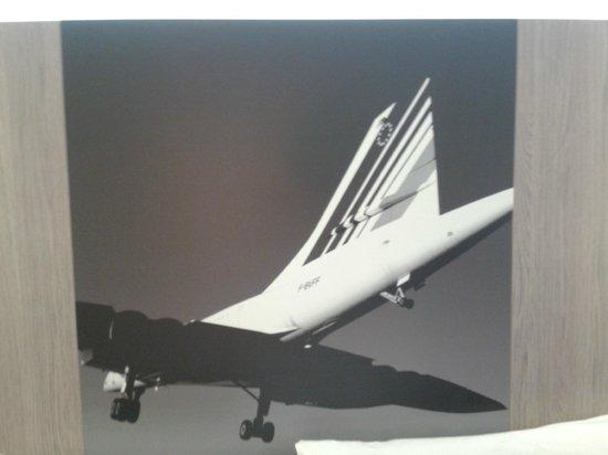 Ibis Styles Toulouse Cité Espace Hotel : El Concorde!!!