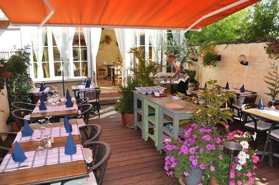 Mon fou dmari déco terrasse décoration intérieur du restaurant · décoration intérieur du restaurant