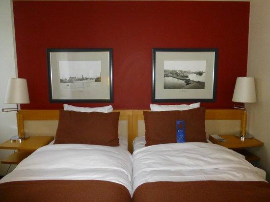 Radisson Blu Seaside Hotel, Helsinki: 客室