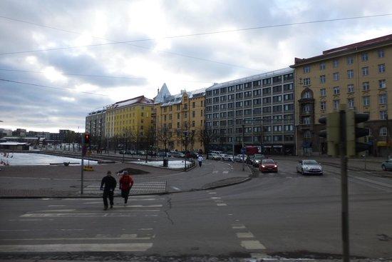Radisson Blu Seaside Hotel, Helsinki: 周辺の風景