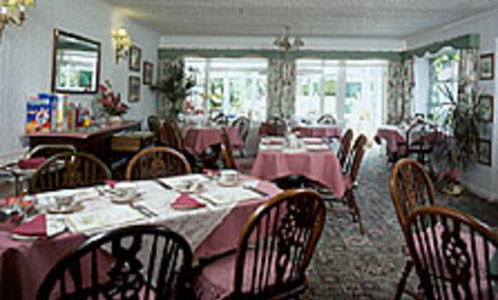 Bradbourne House : Dining