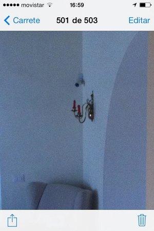 Tenuta Santo Pietro: Otra cámara grabación