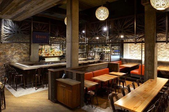 The Westin Georgetown, Washington D.C.: Boveda - Latin American Cuisine