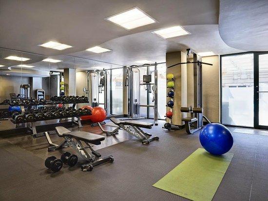 The Westin Georgetown, Washington D.C.: Westin Workout