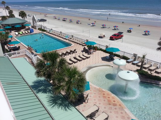 Daytona Beach Resort and Conference Center: Great Views, everything close...