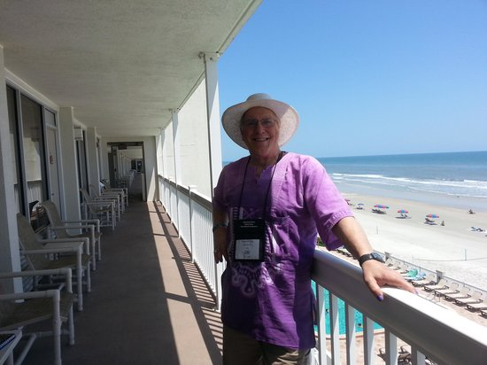 Daytona Beach Resort and Conference Center: Terrific and accommodating happy experience