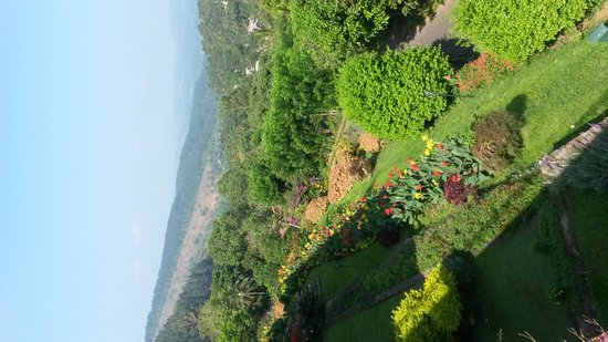 Amaya Hills: View from the room