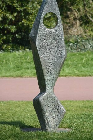 Royal Botanic Garden Edinburgh: sculpture